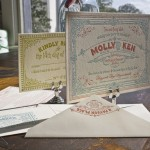 1920's-wedding-invitation-lucky-luxe - Molly