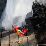 Elizabeth Solaka wedding at Wellers Halloween