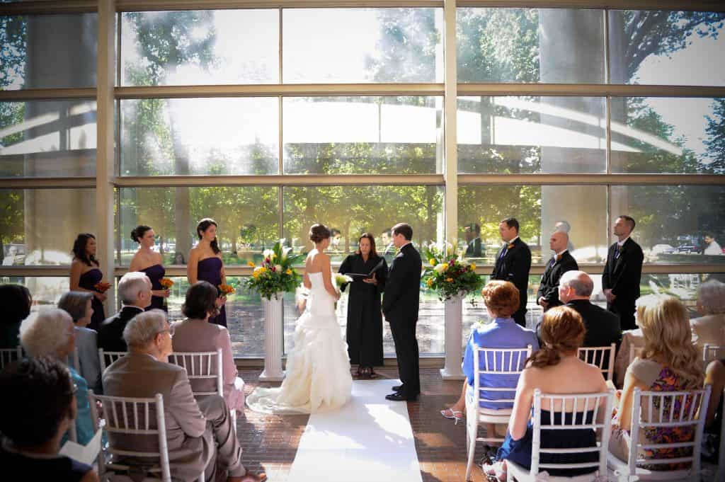 Intimate Ann Arbor wedding venues