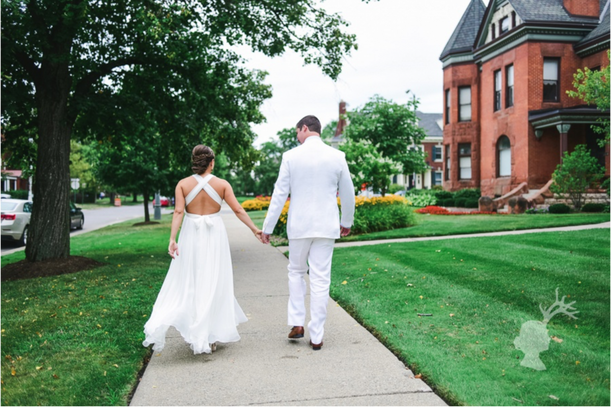 Ferry Street Inn wedding